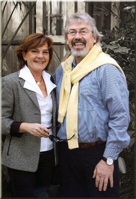Architekturbüro Schneider - Eheleute Juliane und Hans-Ulrich