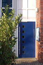 Mehrfamilienhaus Gelsenkirchen Eingang