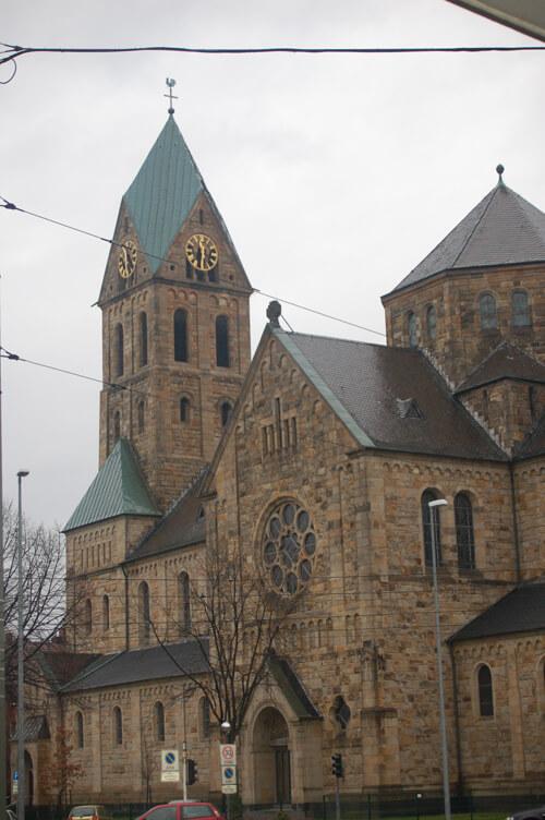 St. Georgs Kirche Gelsenkirchen