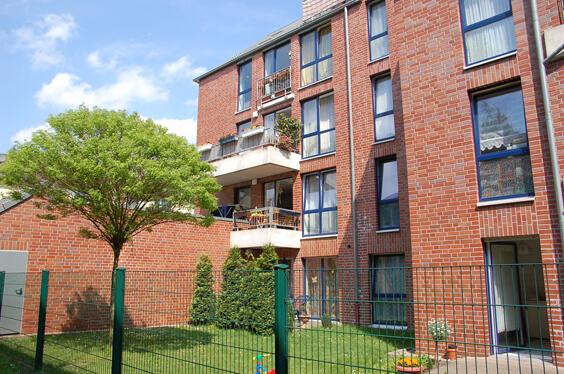 Mehrfamilienhaus Gelsenkirchen